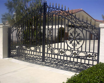 Wood Gates, Metal Gates, Automatic Gates